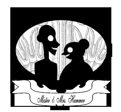 Mister and Mrs Hammer